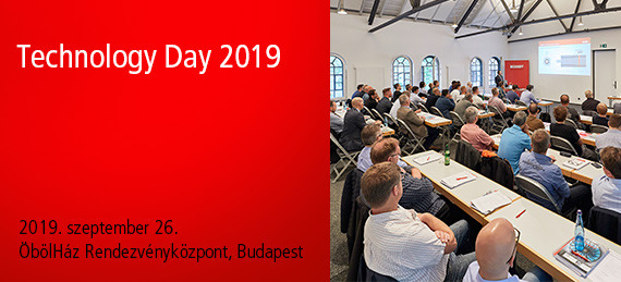 Beckhoff Technology Day 2019