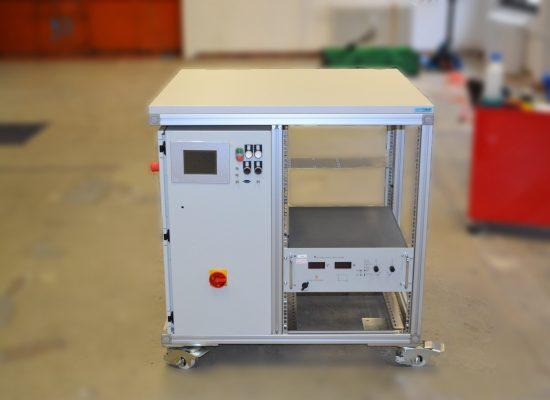 Elektromechanikus tesztpad